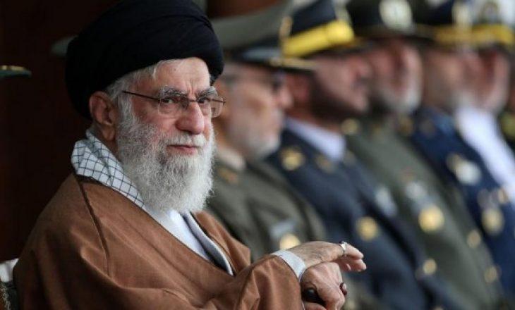 Irani kërcënon edhe Evropën