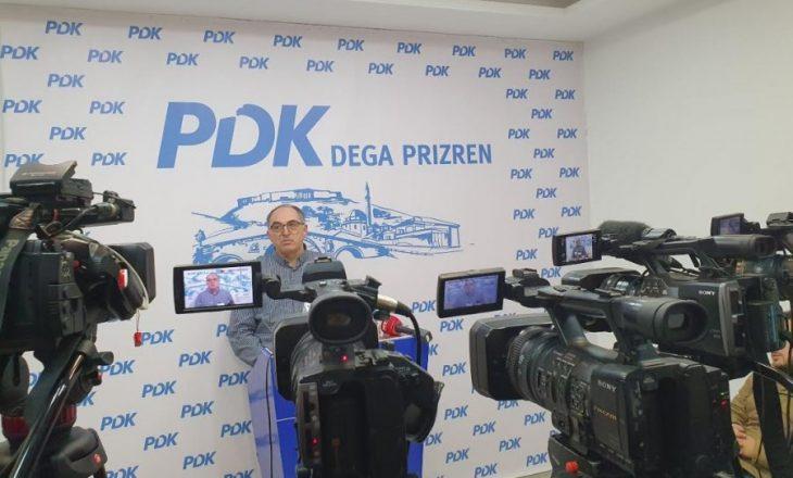 Pas prishjes së koalicionit mes VV-LDK në Prizren, PDK-ja bëhet forca e parë