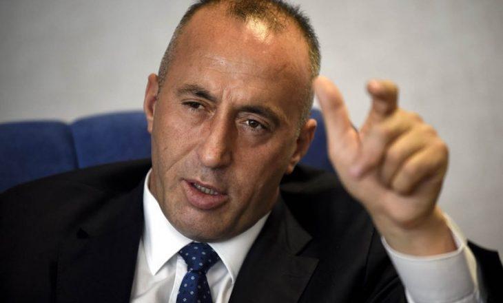 Haradinaj: Po të mbahej taksa deri në shtator do të merrnim njohje nga Serbia