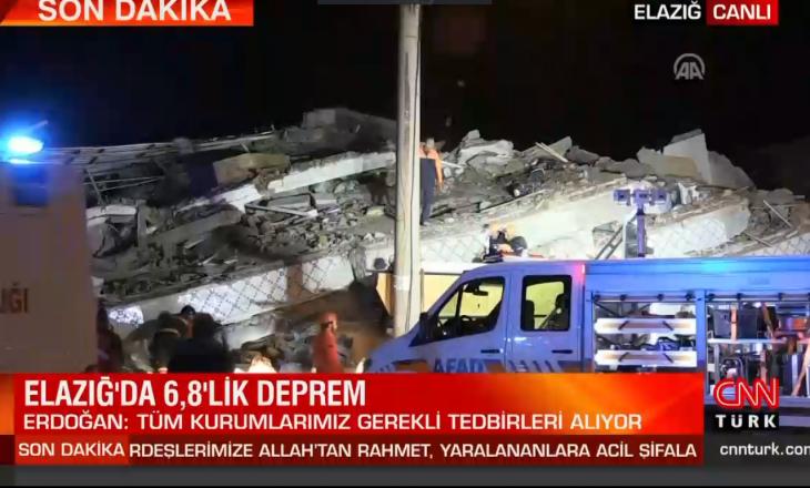 Vazhdojnë kërkimet nën rrënoja – këto janë të fundit nga tërmeti në Turqi