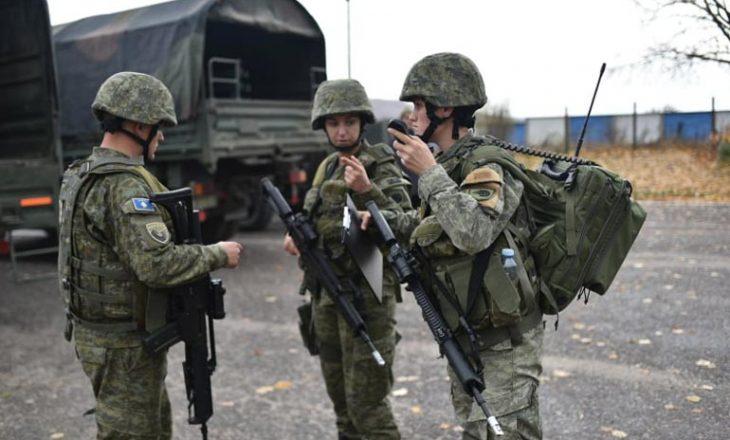"""Kontingjenti i FSK-së pjesë e ushtrimit """"LAUFER 21"""""""