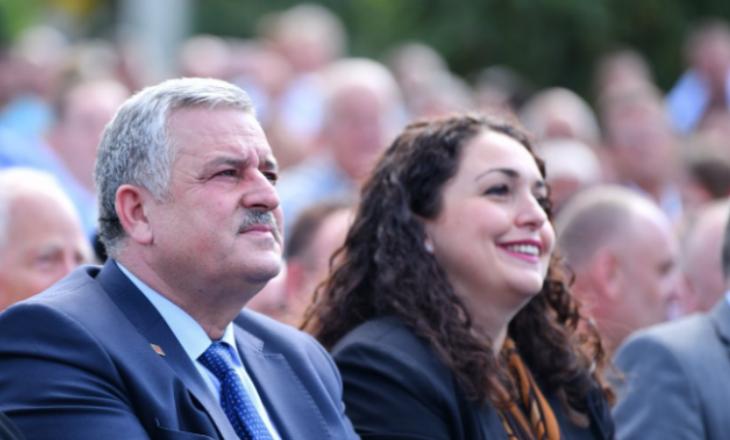 Agim Veliu dhe Vjosa Osmani sërish me deklarata të ndryshme për ofertën e VV-së