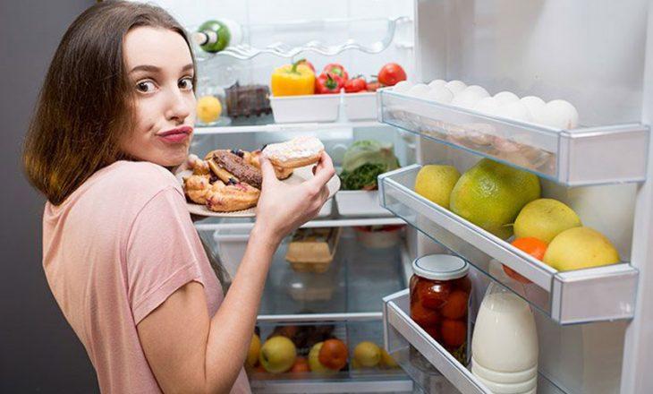 Ushqimet që na shkaktojnë mbipeshë