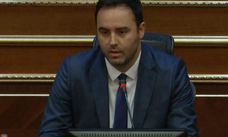Konjufca ka zhvilluar takim me kryetarët e grupeve parlamentare