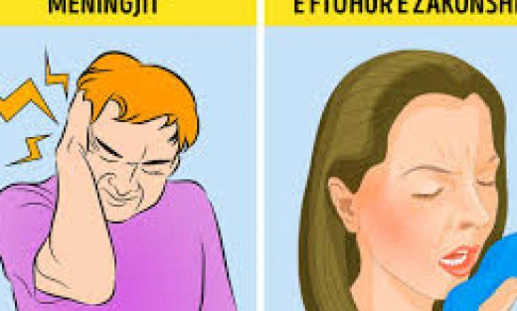 8 simptomat e meningjitit që prindërit duhet të dijnë t'i dallojnë në kohë