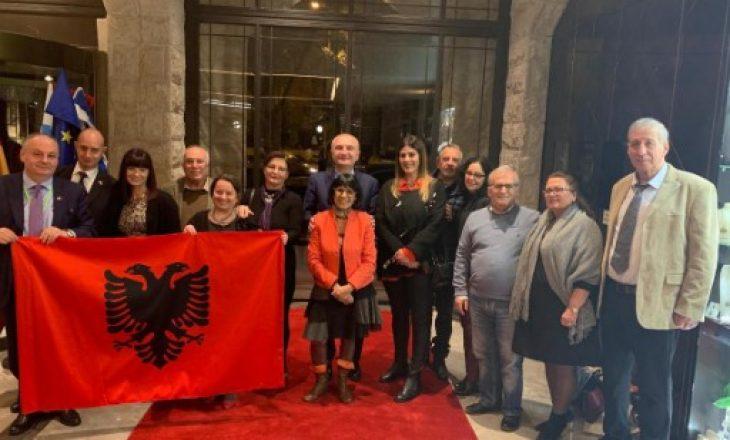 Presidenti Meta takohet me përfaqësues të bashkësisë izraelito-shqiptare