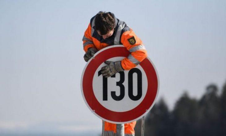 Kufizimi i shpejtësisë në autostradat gjermane, kërkohet studim para vendimit