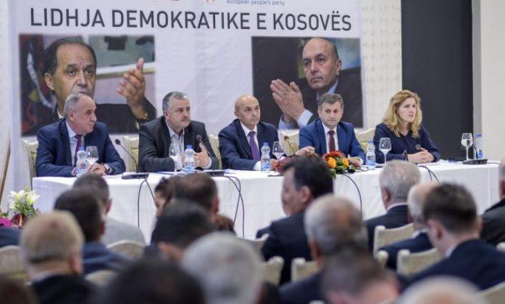 Propozimi i LDK-së: Kryeparlamentari të na takojë neve derisa të zgjidhet presidenti