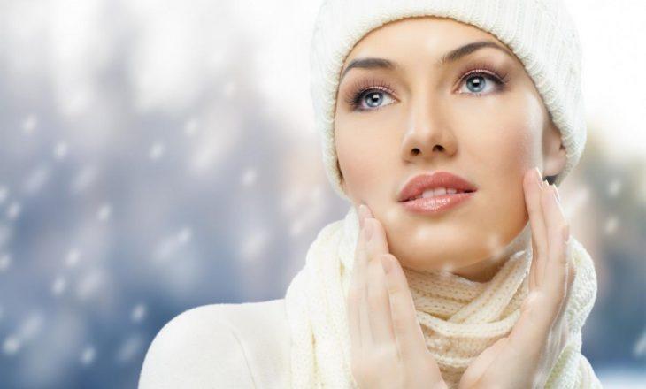 Gabimet që bëjmë me fytyrën gjatë dimrit