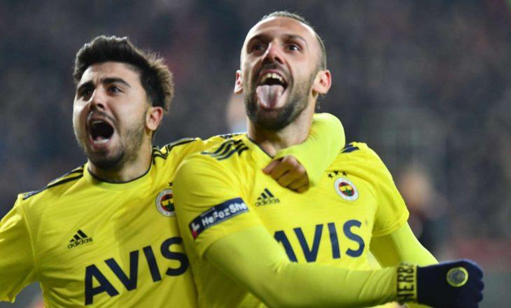 Tottenham dhe Burnley dërgojnë oferta për Vedat Muriqin