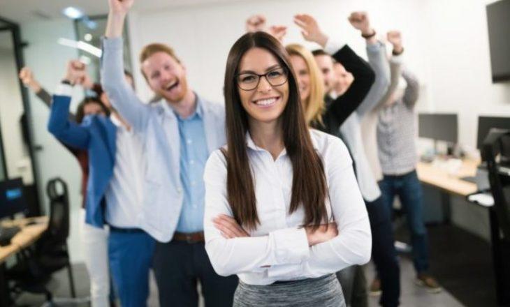 Çfarë na bën të lumtur në punë?