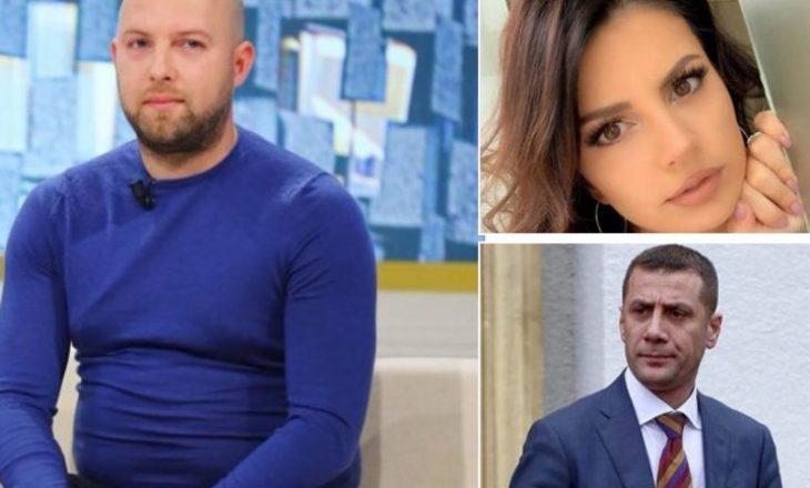"""Pasi Rudina Dembacaj deklaroi dashurinë me Mark Frrokut, reagon ish bashkëshorti i saj: """"Një grua e vështirëson…"""""""