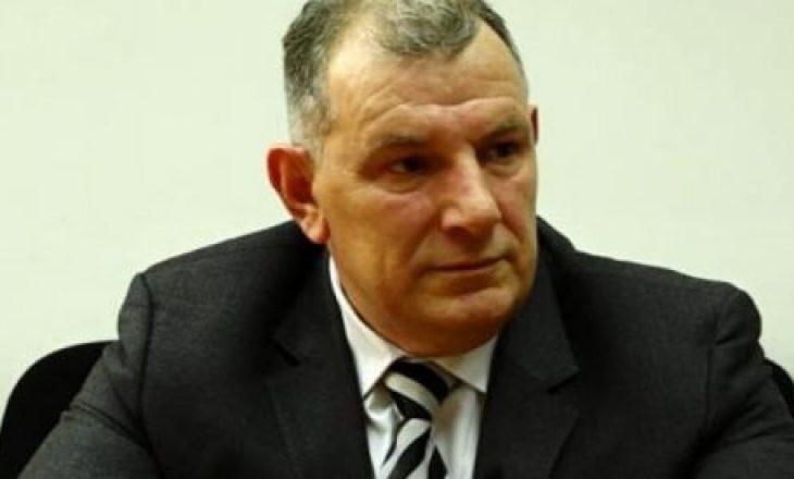 Shukri Buja dënohet me dy vite burg