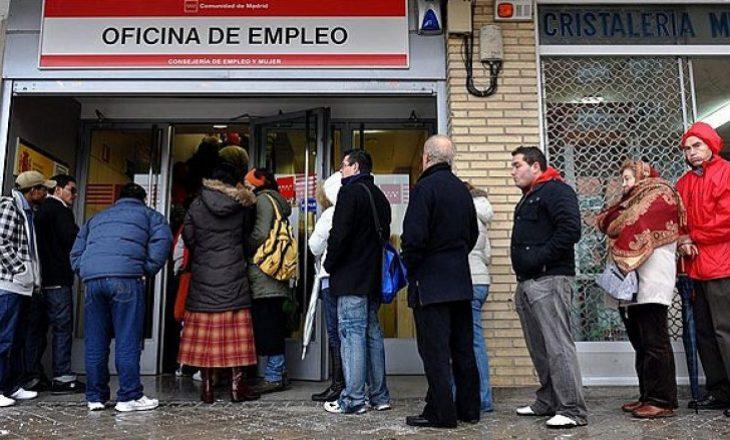 Shkalla e papunësisë në BE arrin nivelin më të ulët që nga viti 2000
