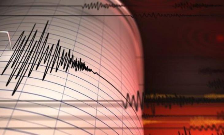 Shqipëria goditet nga tërmeti