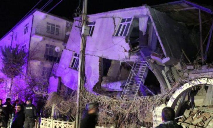 Tërmeti shkatërrues në Turqi, Cakaj: Jemi afër vëllezërve tanë