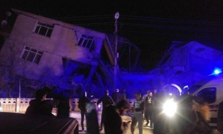 Detaje të reja nga tërmeti në Turqi – Ka të vdekur