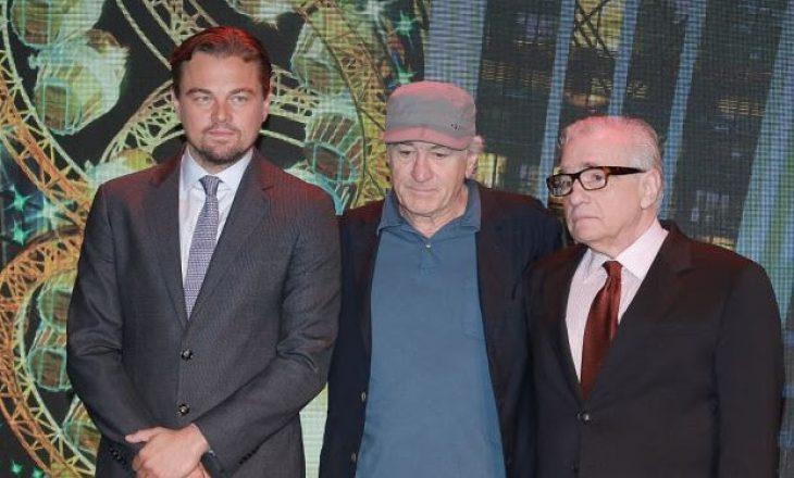 DiCaprio dhe De Niro në filmin tjetër të Martin Scorsese