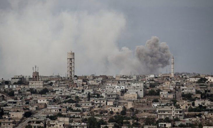 Sulme të ashpra në Siri, dhjetëra të vrarë