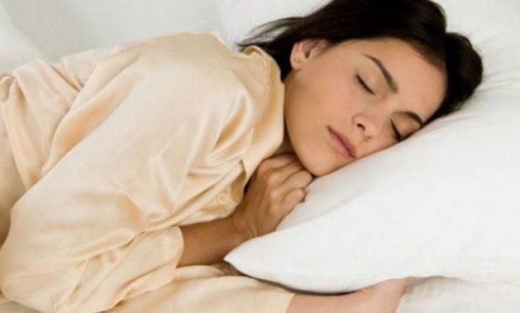 Ja si ndikojnë 7 orë gjumë tek shëndeti i zemrës