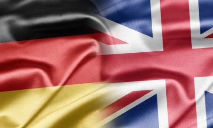 Eksportet gjermane në Britaninë e Madhe bien ndjeshëm para Brexit-it