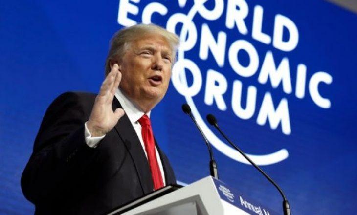 Trump: Amerika po transformohet ekonomikisht