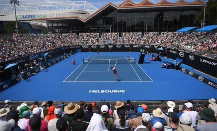 Nis me befasi dita e tretë e Australian Open