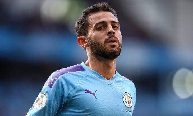 Pas dënimit të UEFA-s, ylli i Manchester Cityt paralajmëron largimin nga klubi