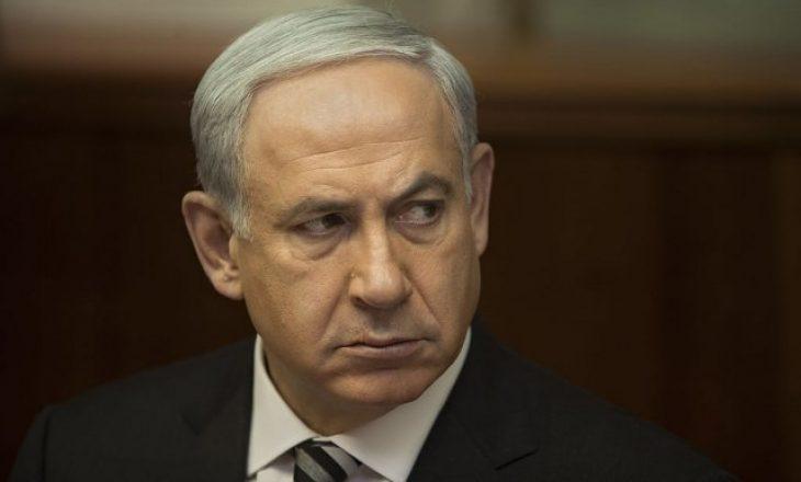 Netanyahu: Sulmi në Siri? Ndoshta e ka bërë Belgjka