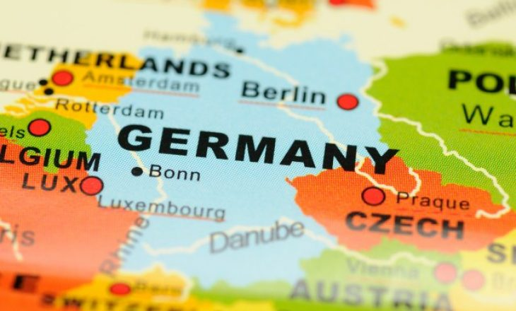 Kandidatura befasuese në Gjermani: Norbert Rontgen