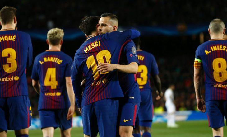 Lojtari i Barcelonës del hapur: Dua të luaj me Cristiano Ronaldon