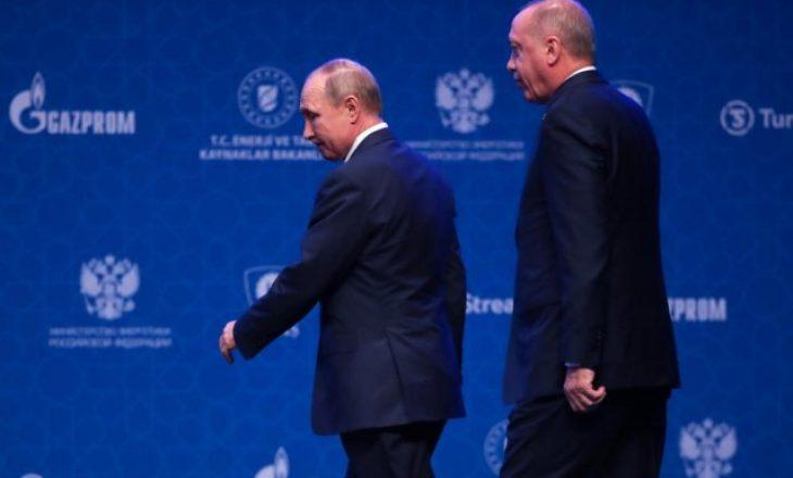 Putin refuzon të takohet me Erdoganin