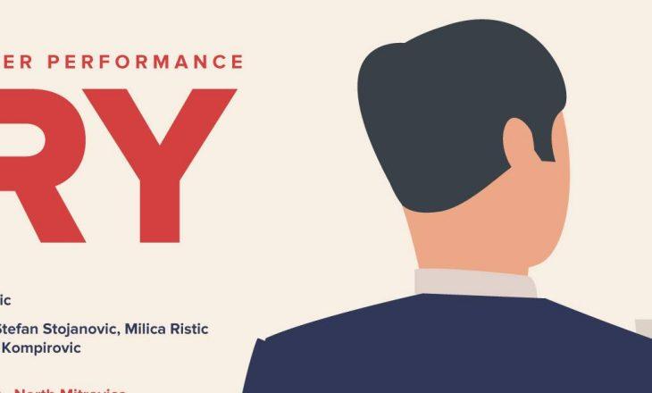 """""""Try"""", shfaqja që paraqiti preokupimin e të rinjve për punësim në vend"""
