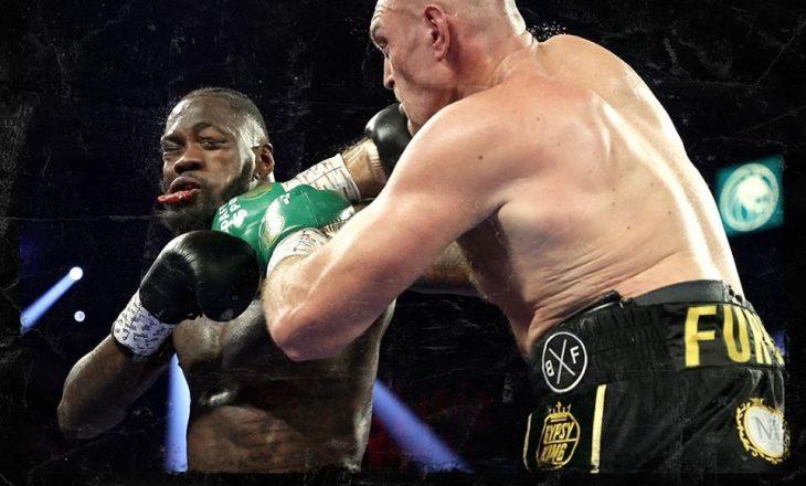 Duel i tretë Wilder - Fury, konfirmohet gjithçka nga ky boksier