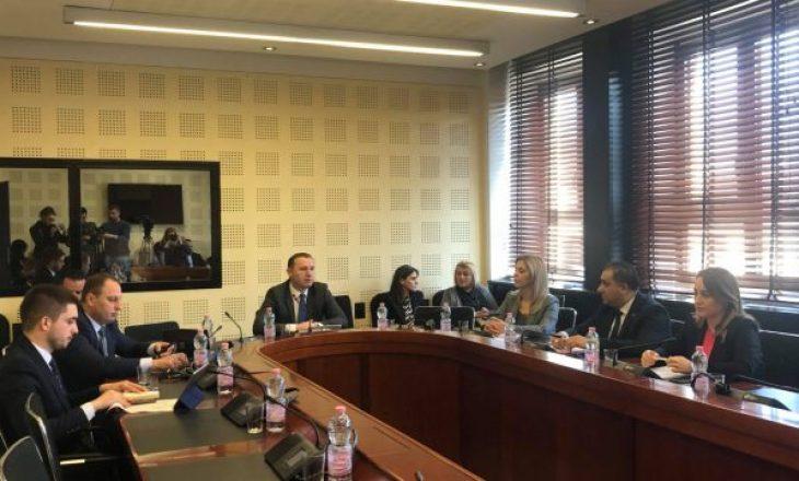 Konstituohet Komisioni për Integrim Evropian, prioritet liberalizimin e vizave