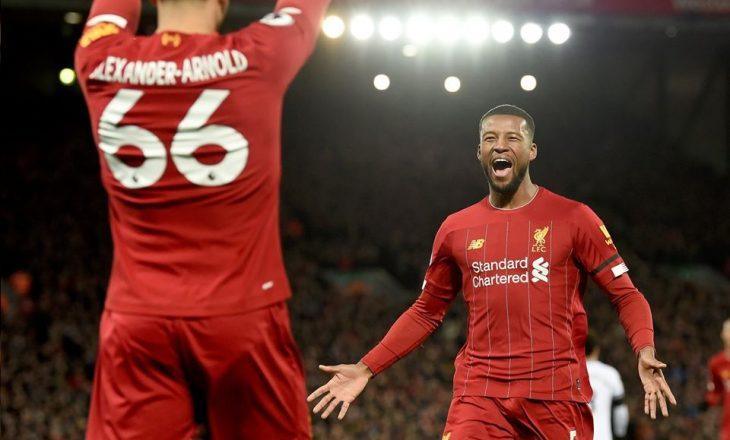 Liverpooli tregon karakter kampioni, mund me përmbysje West Hamin [Video]