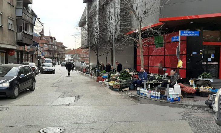 Pamje se si do të duken kioskat e shitësve ambulantivë në Vushtrri