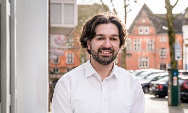 Kosovari nga Vitia zgjedhet deputet në parlamentin e Hamburgut