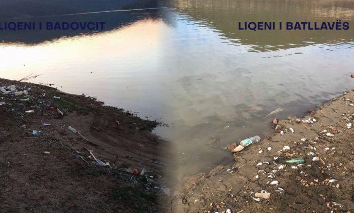 Alarmante: Kanalizimet e disa fshatrave derdhen në liqenin e Batllavës