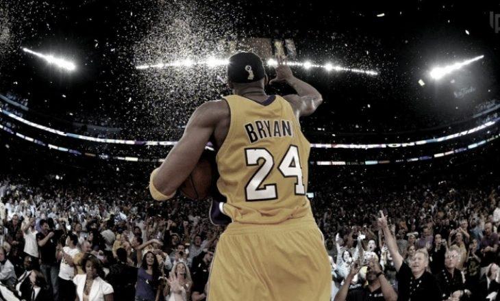 Ylli botëror bën tatuazhin më domethënës në nder të Kobe Bryant