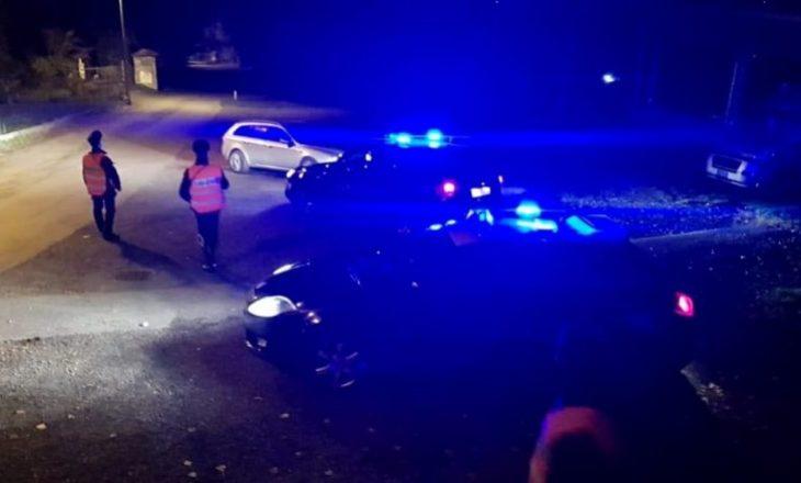 Tri automjete përfshihen në një aksident në Pejë