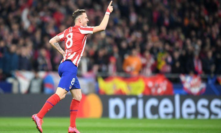 Atletico Madrid mposht Liverpoolin në betejën e parë