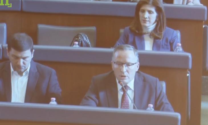 Hamza: Ligji për rimëkëmbje ekonomike nuk ka substancë