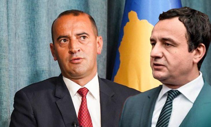 Haradinaj për Kurtin: S'është më ai që e kam njohur