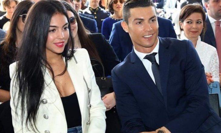 Kjo është shuma marramendëse që Georgina merr çdo muaj nga Ronaldo për mirëmbajtjen e shtëpisë dhe kujdesin ndaj fëmijëve