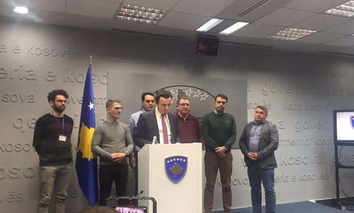 Albin Kurti heq taksën ndaj mallrave serbe dhe boshnjake
