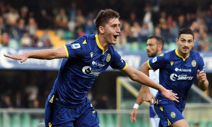 Kumbulla: Ylli i Juventusit, kundërshtari më i vështirë