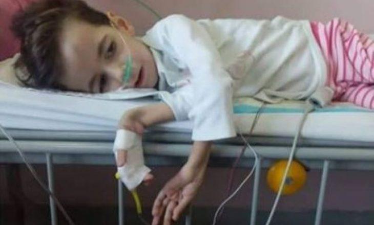 4-vjeçarja Medina Hasani ka nevojë për ndihmë