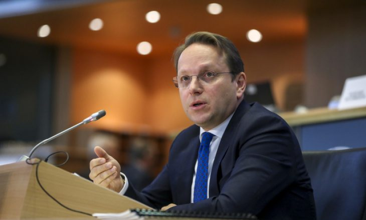 Komisioneri për Zgjerim: Kosova të vazhdojë punën për t'i përmbushur kriteret për viza