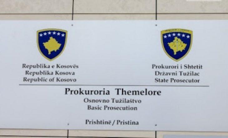 Pezullohet nga puna zyrtari i Prokurorisë Themelore të Prishtinës që u arrestua për marrje ryshfeti